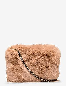 Cross bag - totes & small bags - camel