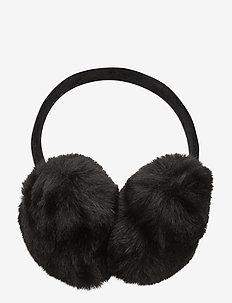 Ear Warmer - kapelusze - black