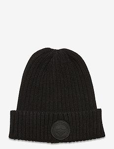 Beanie - kapelusze - black