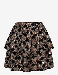 Skirt - nederdele - black
