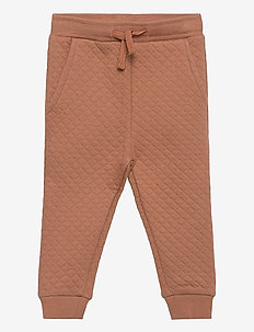 Pants - verryttelyhousut - rosy brown