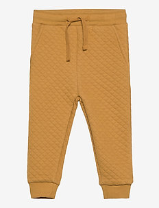Pants - verryttelyhousut - yellow