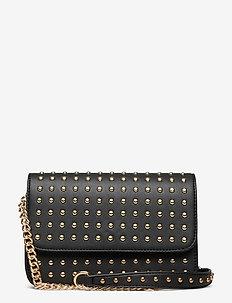 Crossbag - kleine tassen - black
