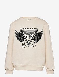 Sweatshirt - sweatshirts - off white