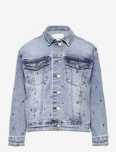 Jacket - denimjakker - denim blue