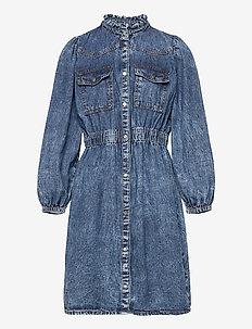 Dress - kleider - blue