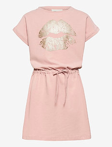 Dress - kleider - light rose