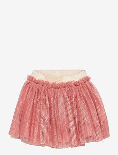 Skirt - nederdele - dusty rose