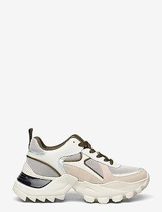 Sneaker - niedriger schnitt - beige