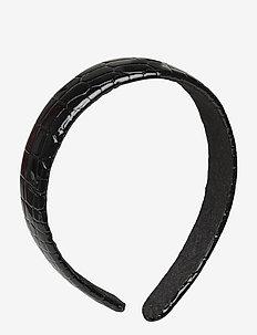 Hair acc - haar accessoires - black