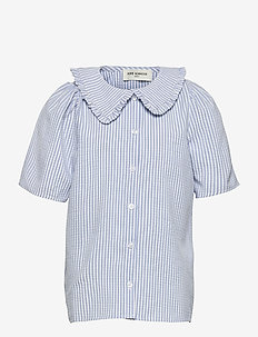 Shirt - chemisiers & tuniques - light blue