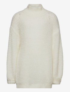 Sweater - jumpers - antique white