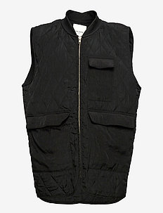 Waistcoat - veste - black