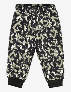 Pants - underdele - camuflage