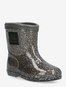 Rubber boot - rubberlaarzen - grey