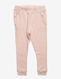 Pants - trousers - cameo rose