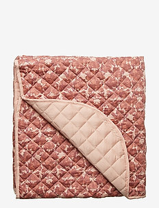 Blanket Quilted - FLOWER
