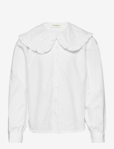 Shirt - blusen & tuniken - white