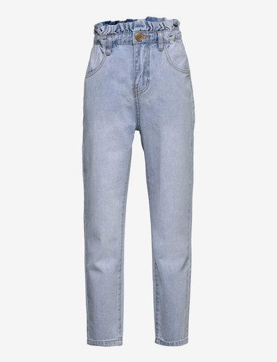 Pants - jeans - blue