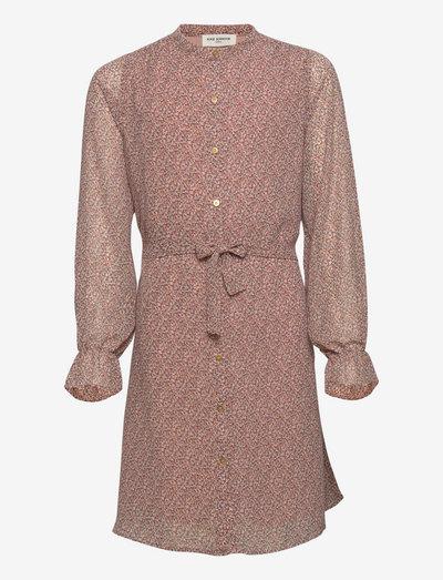 Dress - kleider - rose