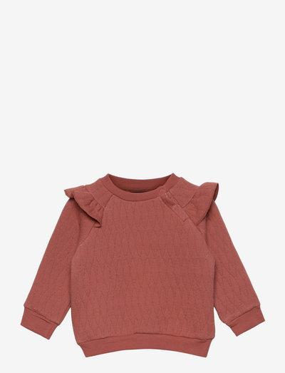 Sweat - sweatshirts - rose
