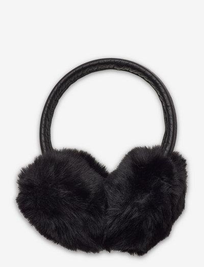 Ear warmer - ohrenschützer - black