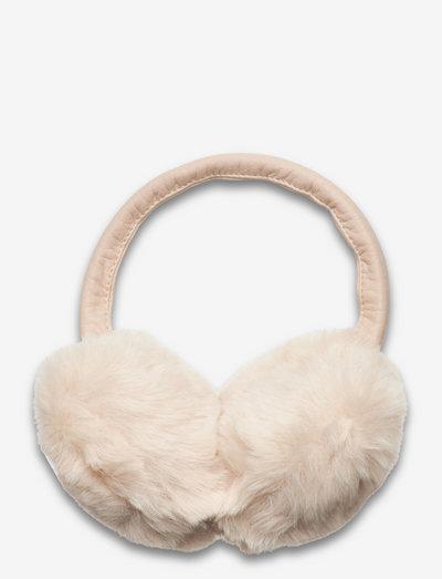 Ear warmer - ohrenschützer - off white