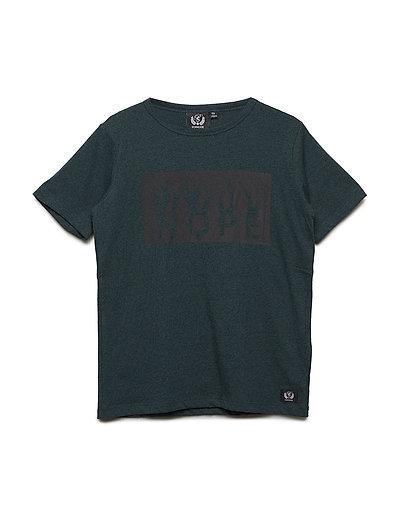 T-shirt short sleeve - DARK GREEN
