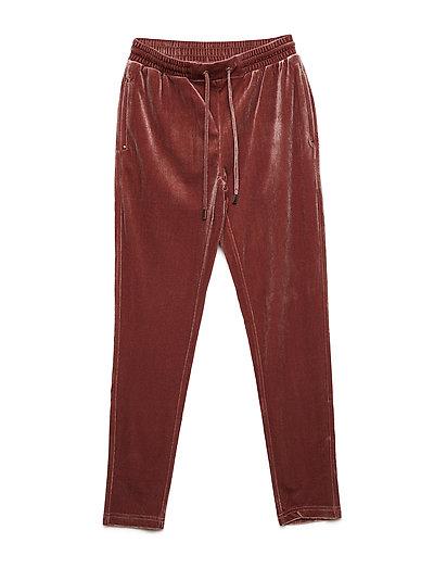 Pants - OLD ROSE