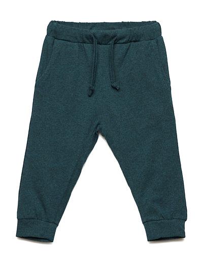 Pants - DARK GREEN
