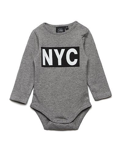 Body NYC - GREY MELANGE