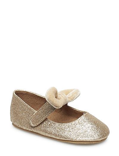 Shoe indoor - CHAMPAGNE GLITTER