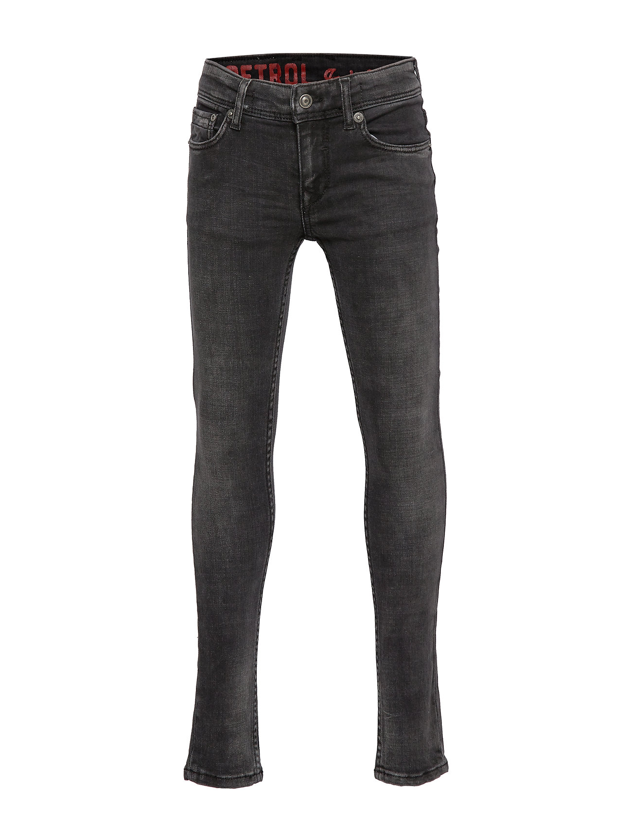 Petrol Industries NOLAN - Jeans slim fit - black stone