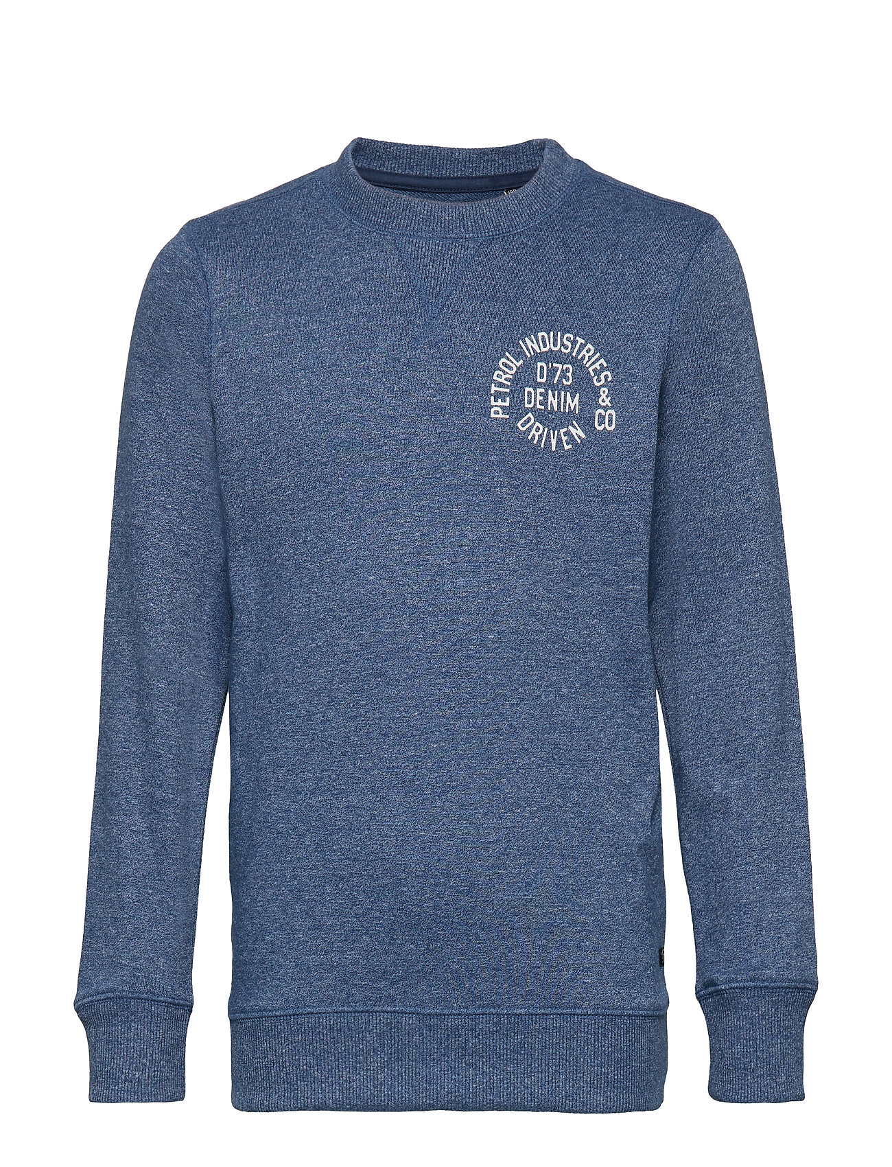 Petrol Sweater R-Neck