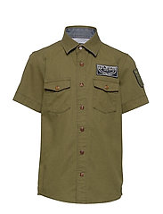 Shirt SS - GREENSTONE