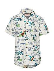 Shirt SS - WINTER WHITE