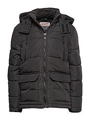 Jacket Padded - BLACK