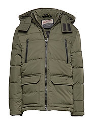 Jacket Padded - DARK ARMY