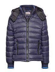 Jacket - DEEP CAPRI