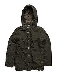 Jacket - BOTTLE GREEN