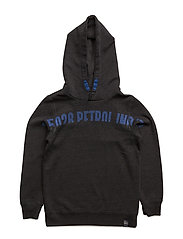 Sweat Hooded - BRIGHT STEAL