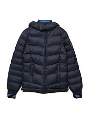 Boys Jacket Padded - DEEP NAVY