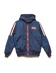 Boys Jacket Bomber - DEEP NAVY