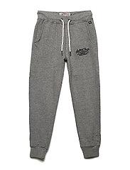 Trousers Sweat - LIGHT SLATE MELEE