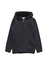 Sweater Hooded - DEEP NAVY