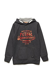Sweater Hooded - STEAL