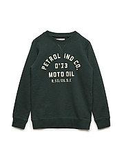 Sweater R-Neck - BOTTLE