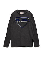 T-Shirt LS R-Neck - STEAL MELEE