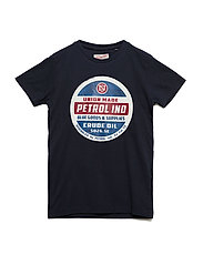 T-Shirt SS R-Neck - DEEP NAVY