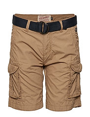 Shorts Cargo - DARK TOBACCO